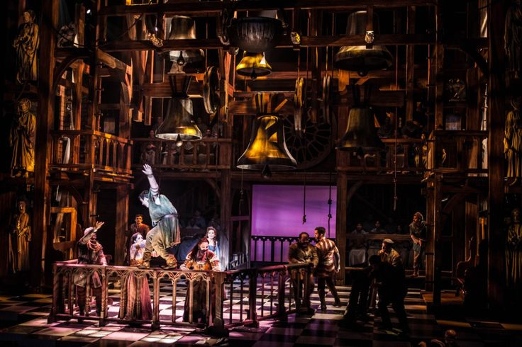 Hunchback of Notre Dame Set picture image
