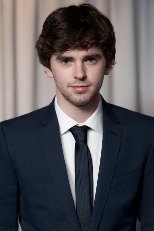 Freddie Highmore picture image