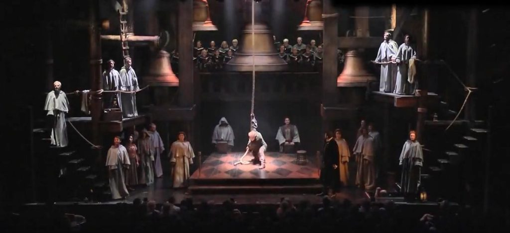 Broadwayworld Ogunquit Playhouse Hunchback of Notre Dame picture image