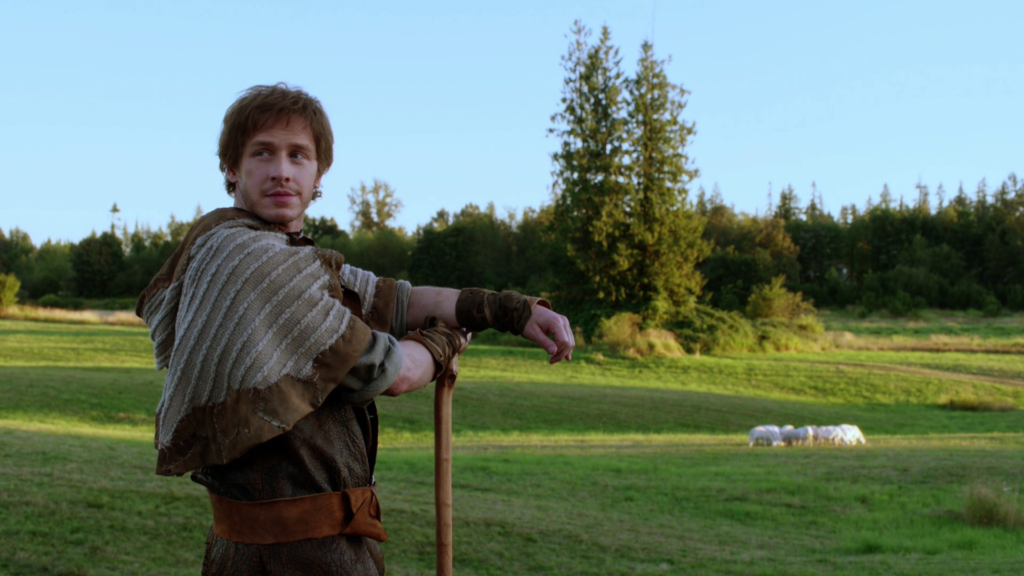 Josh Dallas as The Shepherd Once Upon a Time picture image