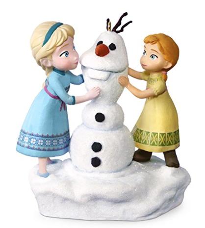 Elsa, Anna, Olaf Ornament Frozen picture image