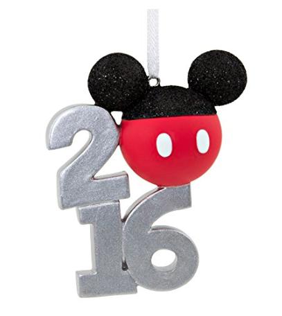 2016 Disney Ornament  picture image