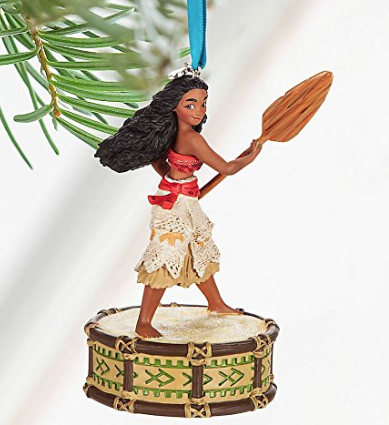 Moana Ornament picture image