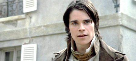 Hans Matheson as Marius Les Miserables 1998 picture image