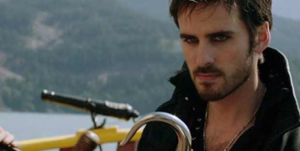 "Colin O'Donoghue as Captain Killian ""Hook"" Jones, Once Upon a Time Season 2 Episode 4, The Crocodile picture image"