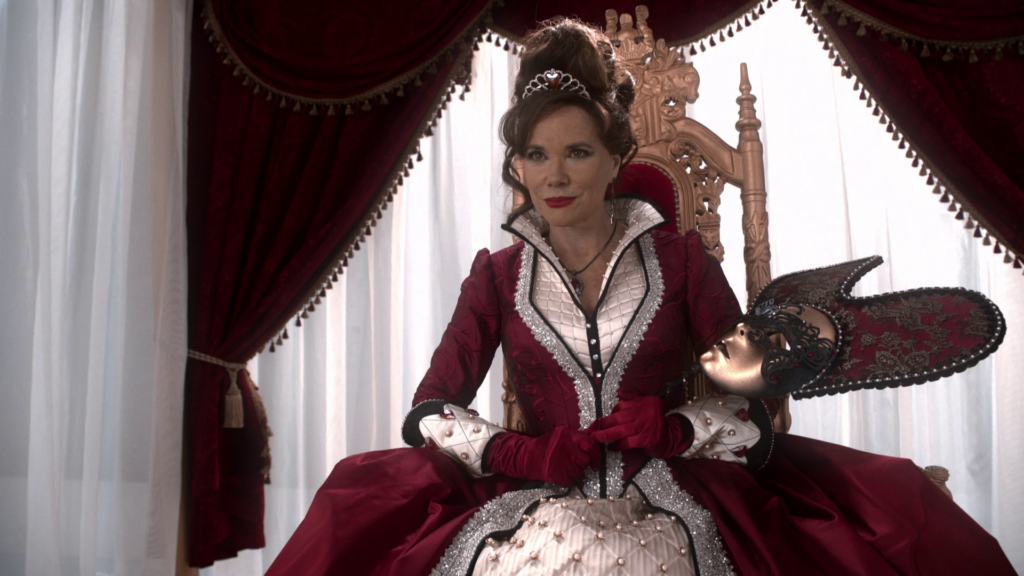 Barbara Hershey as Cora Once Upon a Time Season 2 Episode 9 The Queen of Hearts picture image