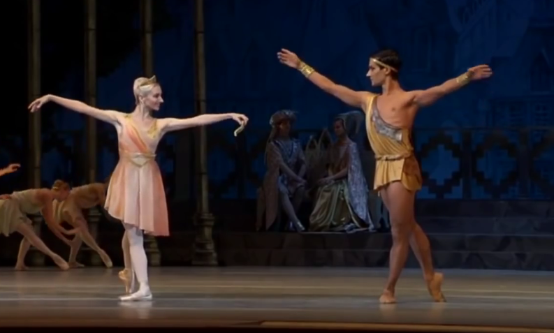 Artemis & Apollo(?), Kremlin Ballet Company, Moscow picture image