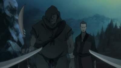 Oniwakamaru, Samurai Champloo Redeye Reprisal  picture image