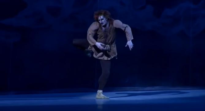 Quasimodo, Kremlin Ballet Company, Moscow picture image