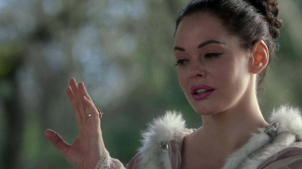 Rose McGowan as Cora ABCs Once Upon a Time Bleeding-Through picture image