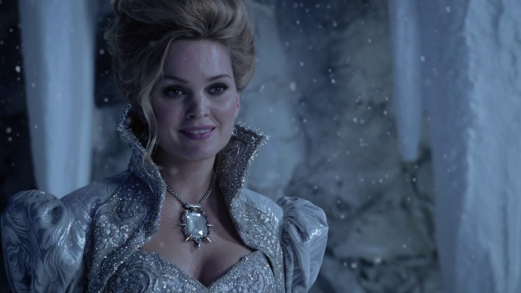 Sunny Mabrey as Glinda ABCs Once Upon a Time A Curious Thing picture