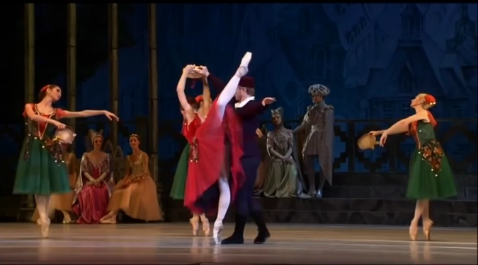 Esmeralda La Esmeralda Kremlin Ballet Company, Moscow picture image