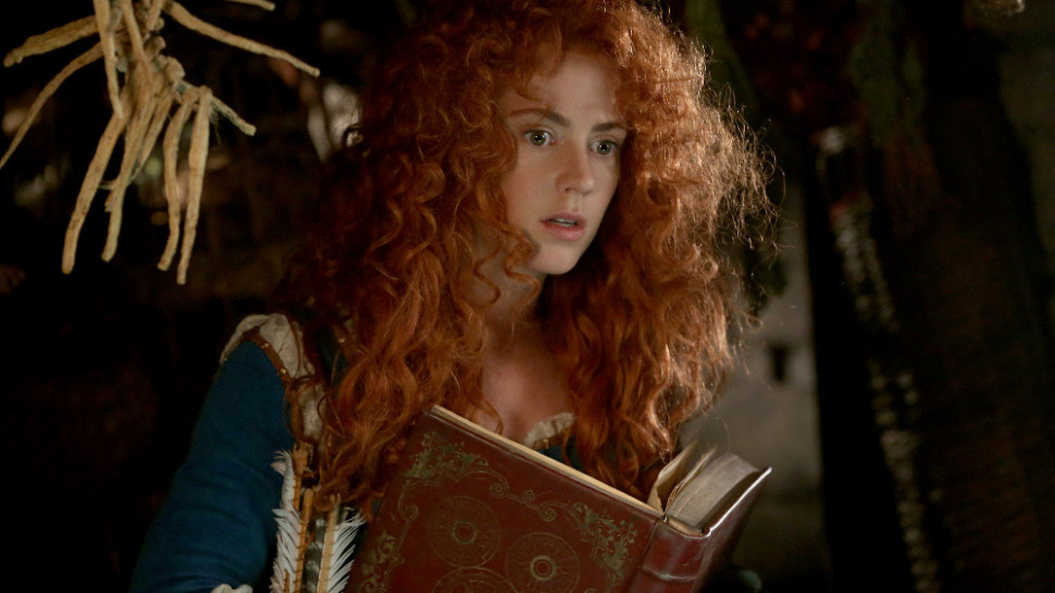 Amy Manson as Merida Once Upon a Time Season 5 Episode 5 review picture image