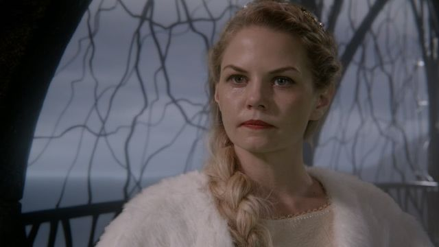 Jennifer Morrison as Emma Once Upon a Time Season 6 Episode 10 Wish You Were Here picture image