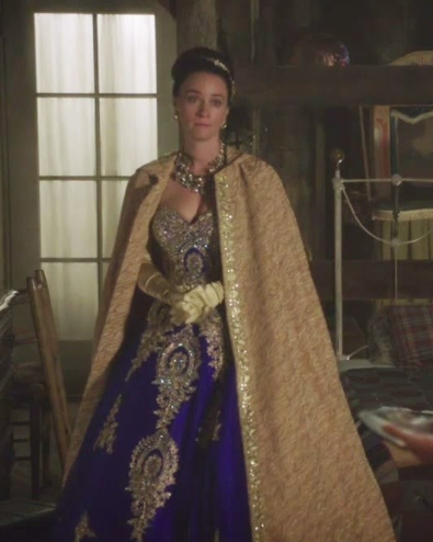 Mekenna Melvin as Clorinda Tremaine Once Upon a Time Season 6 Episode 3 The Other Shoe picture image
