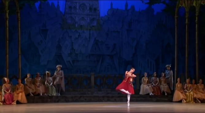 Sets of La Esmeralda Kremlin Ballet Company, Moscow picture image