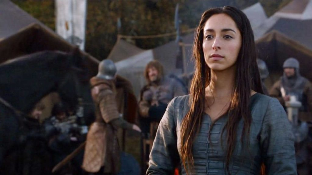 Oona Chaplin as Talia, Game of Thrones picture image