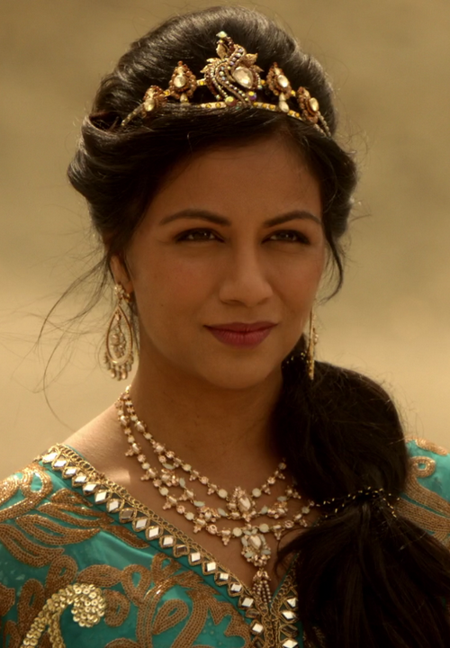 Karen David as Princess Jasmine in Once Upon A Time picture image