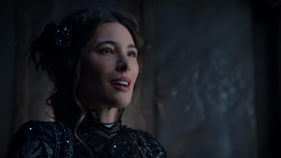 Jaime Murray as The Black Fairy Once Upon a Time Season 6 Episode 16 Mother's Little Helper picture image