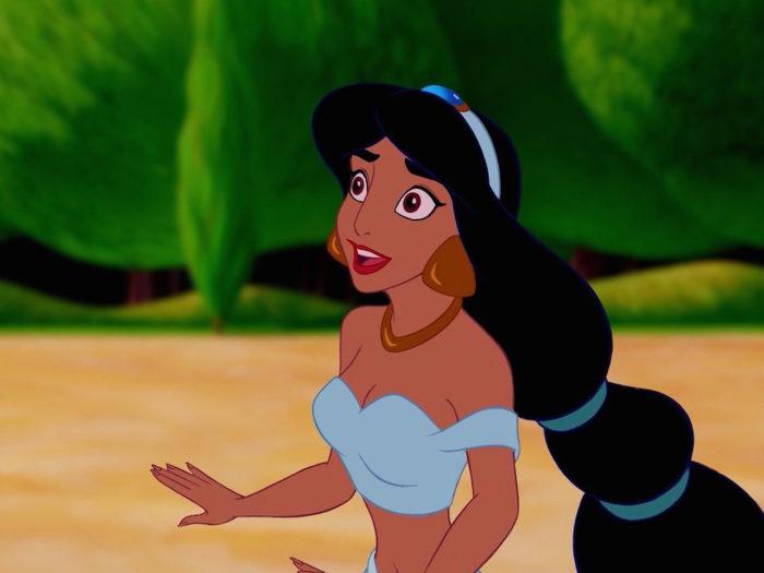 Princess Jasmine, Aladdin picture Imade