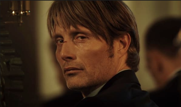 Mads Mikkelsen as Lucas in The Hunt picture image