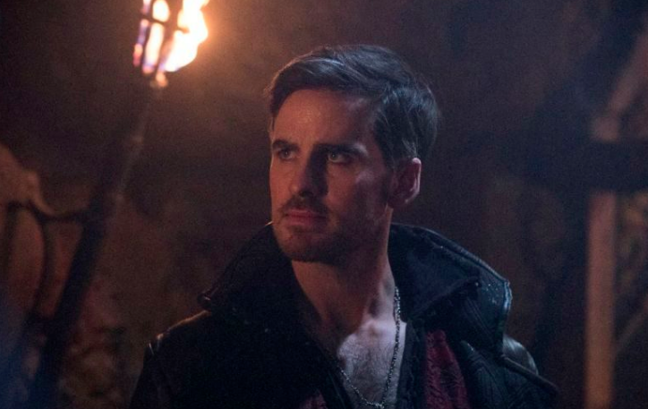 Colin O'Donoghue as Wish-Hook (Nook) Once Upon a Time Season 7 Episode 13 knightfall picture image