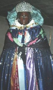 Statue of Saint Sara la Kali picture image