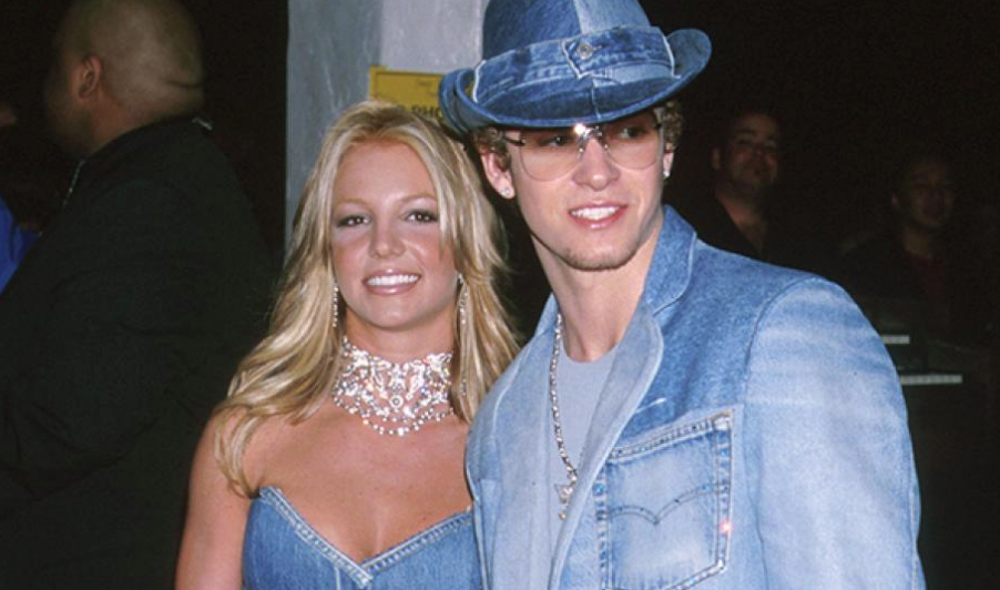 Britney Spears and Justin Timberlake picture image