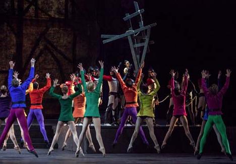 Roland Petit Notre Dame de Paris Ballet picture image