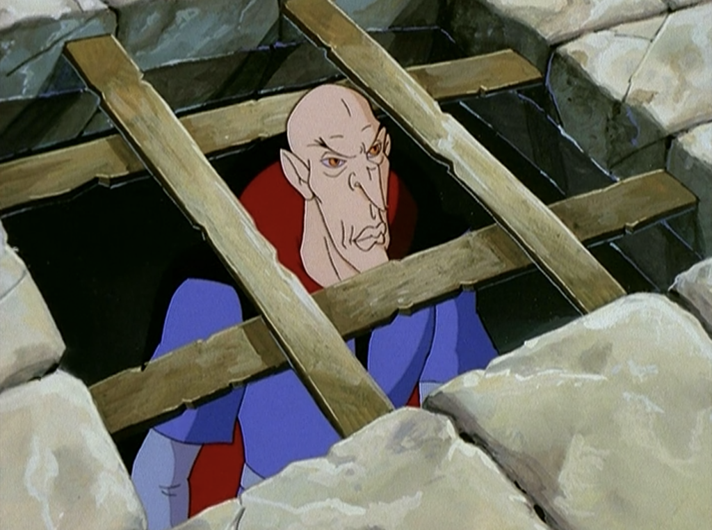 Frollo, The Magical Adventures of Quasimodo, Episode 7, The Court of Miracles